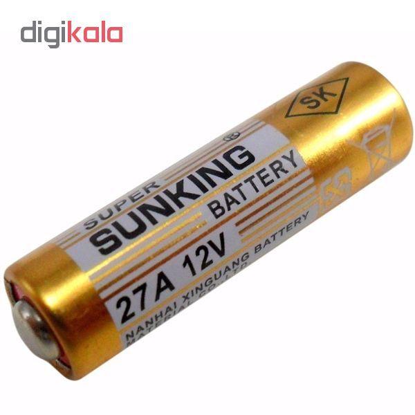 باتری 27A سان کینگ کد 002 main 1 1
