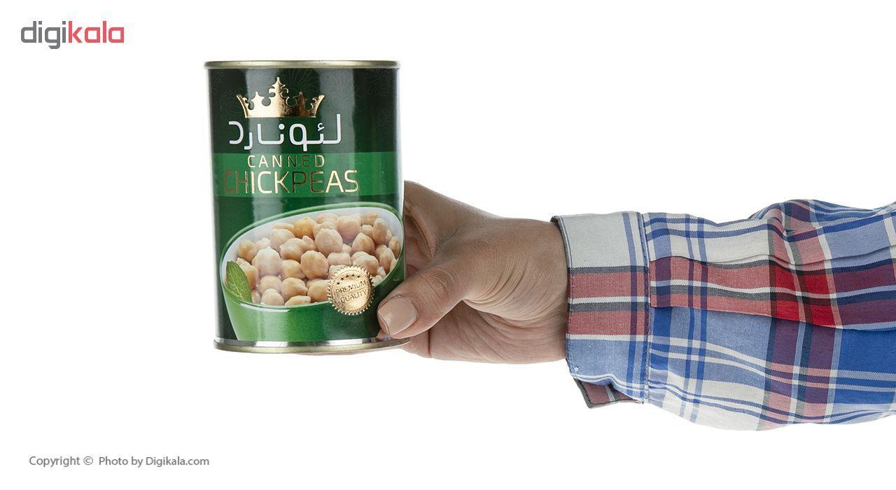 کنسرو نخود لئونارد - 420 گرم main 1 5