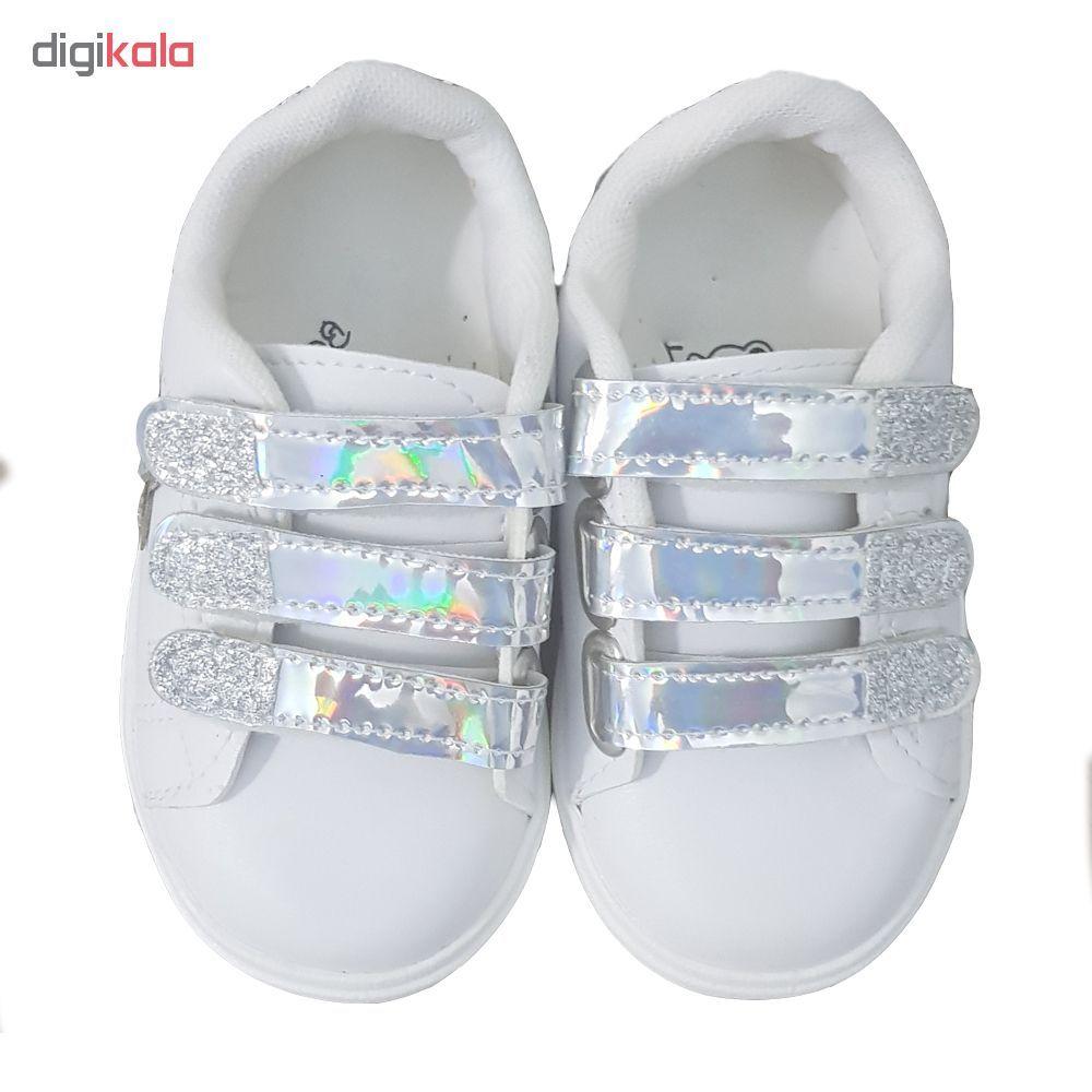 کفش راحتی دخترانه کد 12346 main 1 2