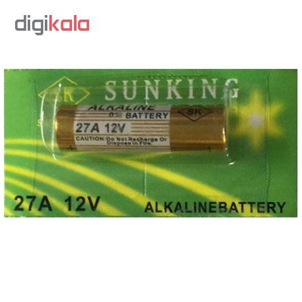 باتری 27A سان کینگ کد 002 main 1 2