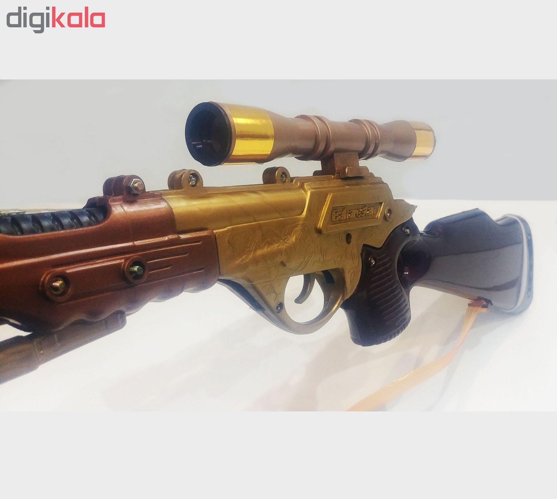 تفنگ بازی مدل Hornet 168 main 1 2