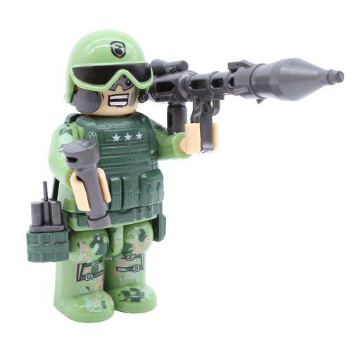 اسباب بازی جنگی مدل Jungle Special Forces کد K1-2016-70-C