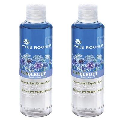 پاک کننده آرایش ایو روشه مدل Pure Blueberry حجم 100 میلی لیتر مجموعه 2 عددی