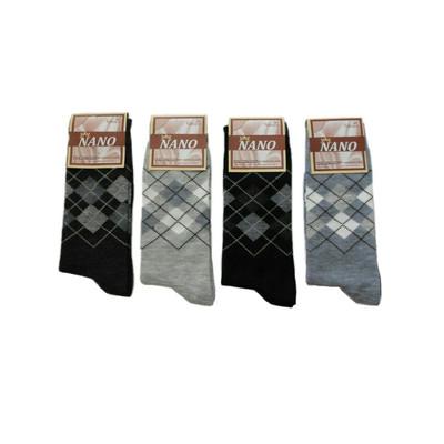 تصویر جوراب مردانه کد 2020 بسته 4 عددی