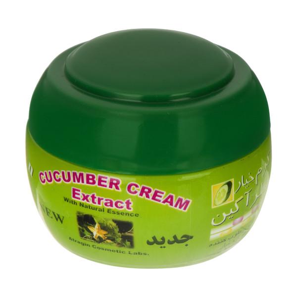 کرم مرطوب کننده و نرم کننده عطرآگین مدل Cucumber حجم 150 میلی لیتر