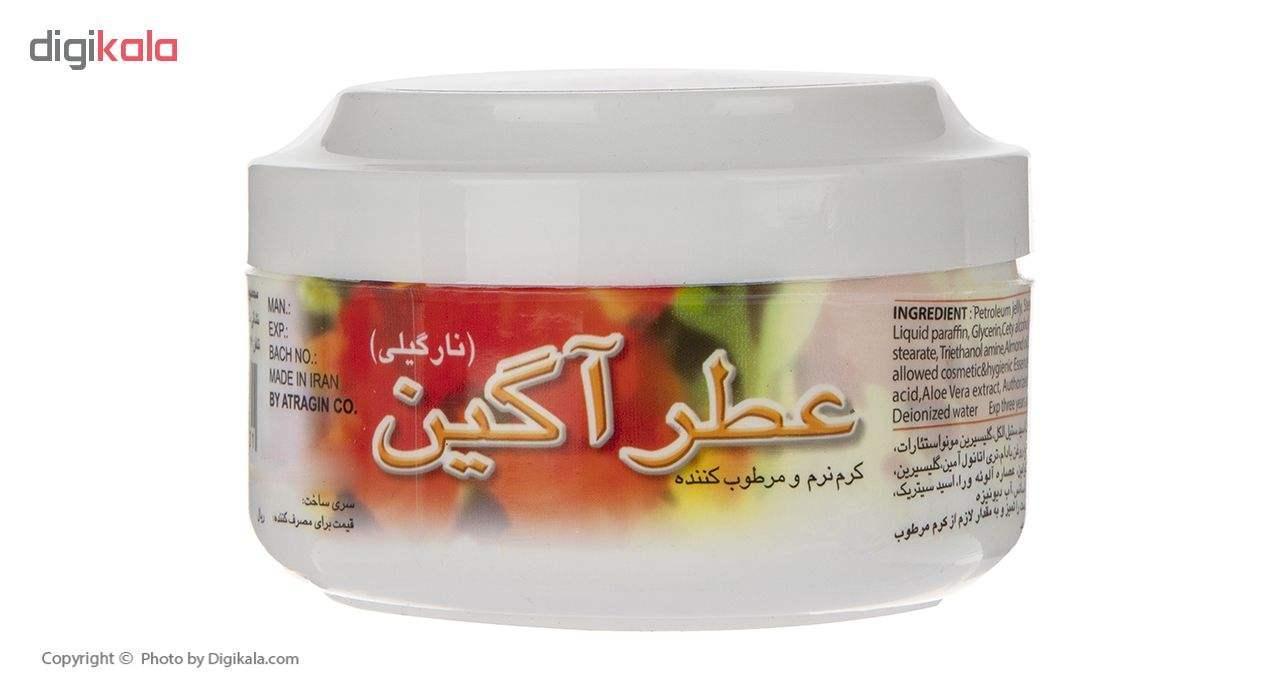 کرم مرطوب کننده و نرم کننده عطرآگین مدل Coconut Perfume حجم 200 میلی لیتر main 1 2