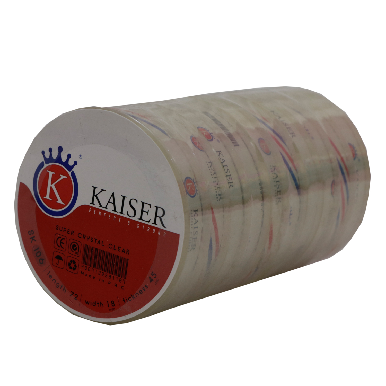 چسب کایزر مدل SK-106 عرض 2 سانتی متر بسته 10 عددی