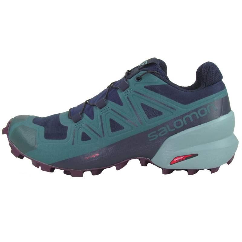 کفش مخصوص پیاده روی زنانه سالومون مدل MT 406851