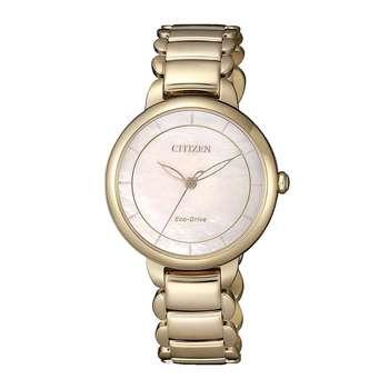 ساعت مچی عقربه ای زنانه سیتی زن مدل EM0673-83D