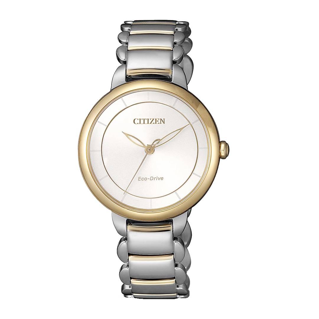 ساعت مچی عقربه ای زنانه سیتی زن مدل EM0674-81A              خرید (⭐️⭐️⭐️)