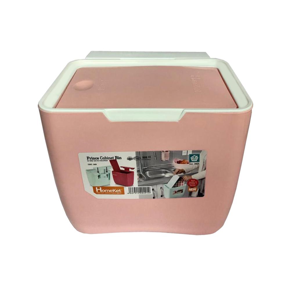 سطل زباله کابینتی هوم کت مدل 2425 S