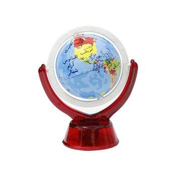 تراش طرح کره جغرافیایی
