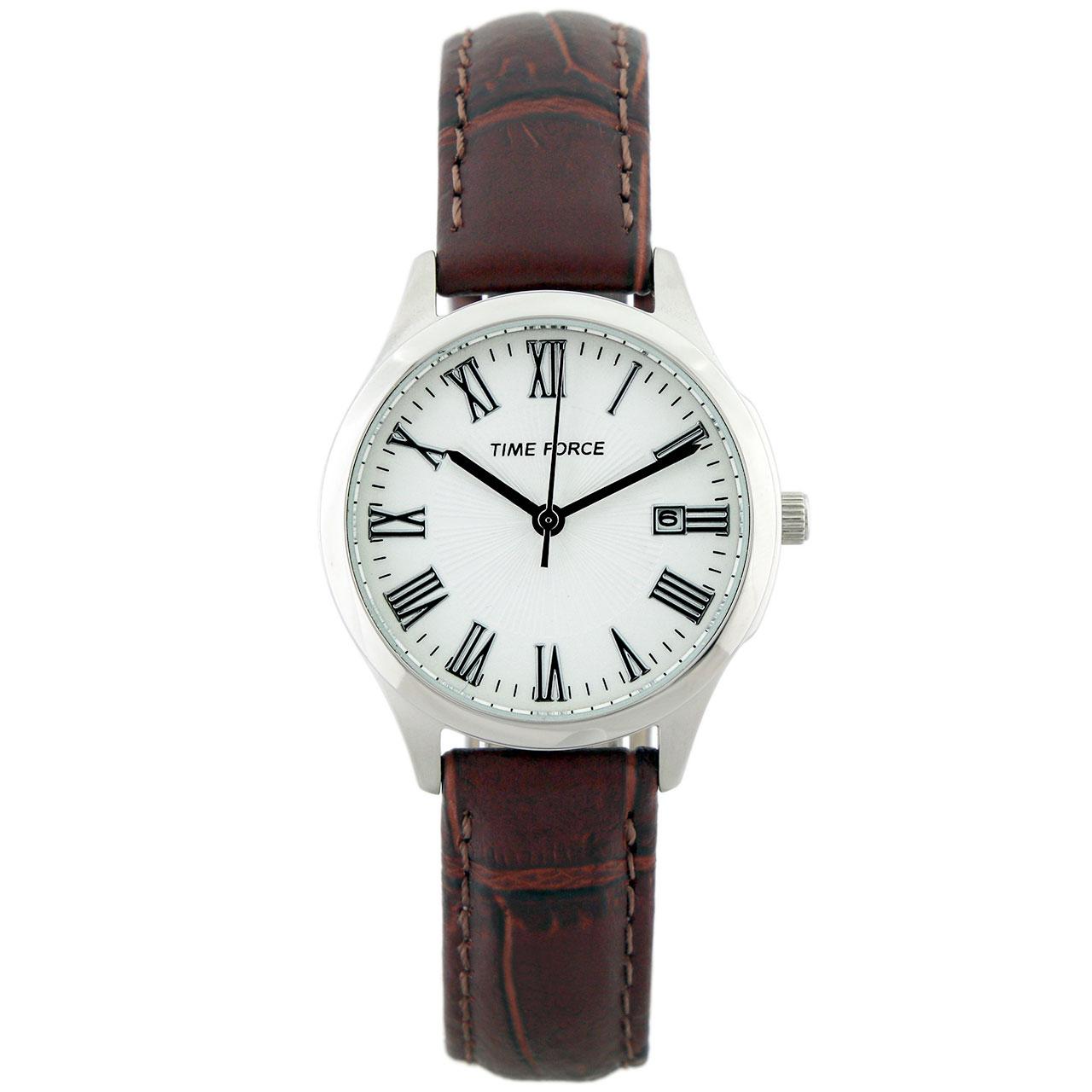 ساعت مچی عقربه ای زنانه تایم فورس مدل TF3305L05