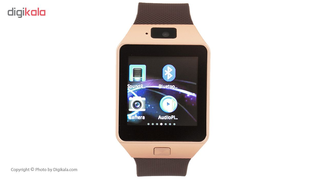 ساعت هوشمند ریدوکس مدل DZ09