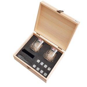 ست خنک کننده نوشیدنی مدل BS016 مجموعه 13 عددی