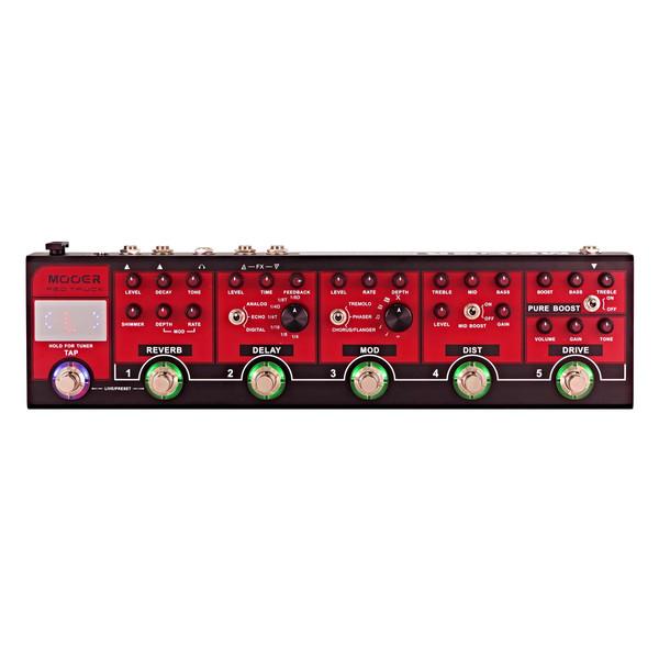 افکت گیتار الکتریک موئر مدل Red Truck