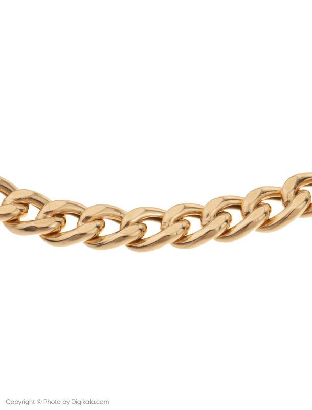 دستبند طلا 18 عیار زنانه میو استار مدل BC55