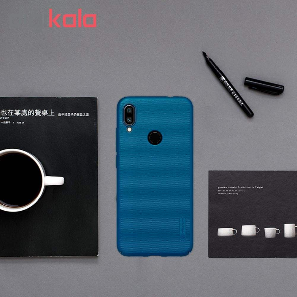 کاور نیلکین مدل Super Frosted مناسب برای گوشی موبایل شیائومی Redmi Note 7 main 1 6