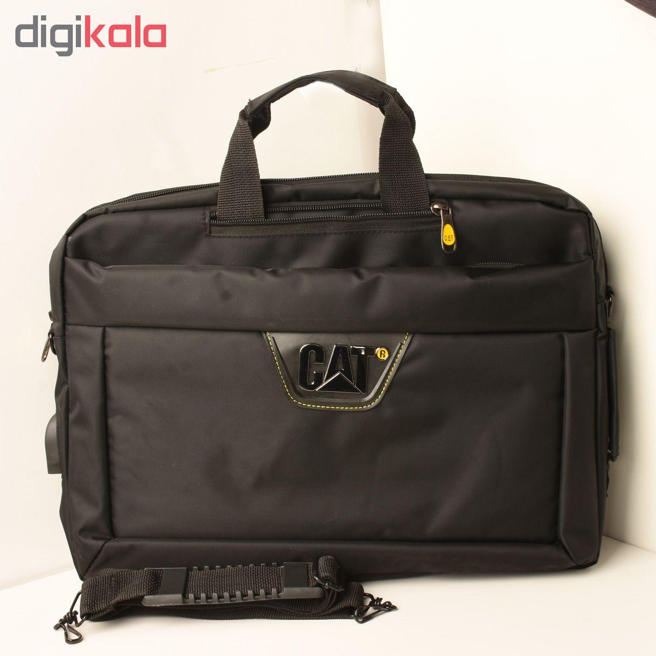 کیف لپ تاپ مدل P254 مناسب برای لپ تاپ 15 اینچی