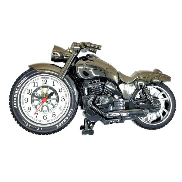 ساعت رومیزی طرح موتورسیکلت کد 01-110