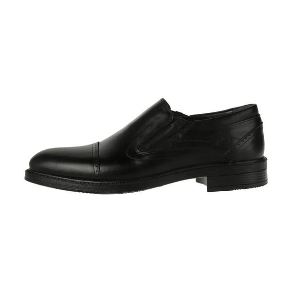 کفش مردانه ساتین مدل SN7162B-101