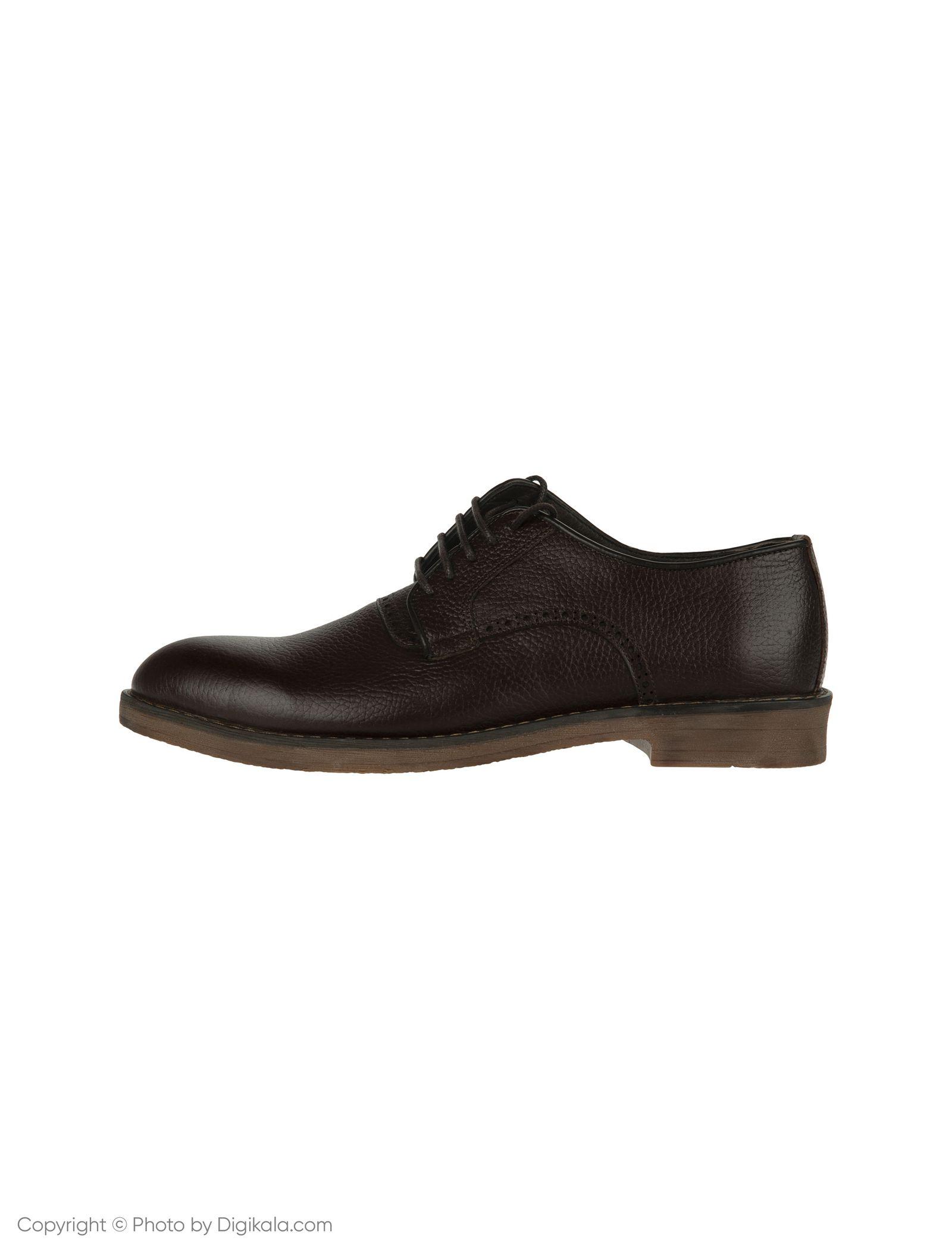 کفش مردانه ساتین مدل SN7175A-104 -  - 1