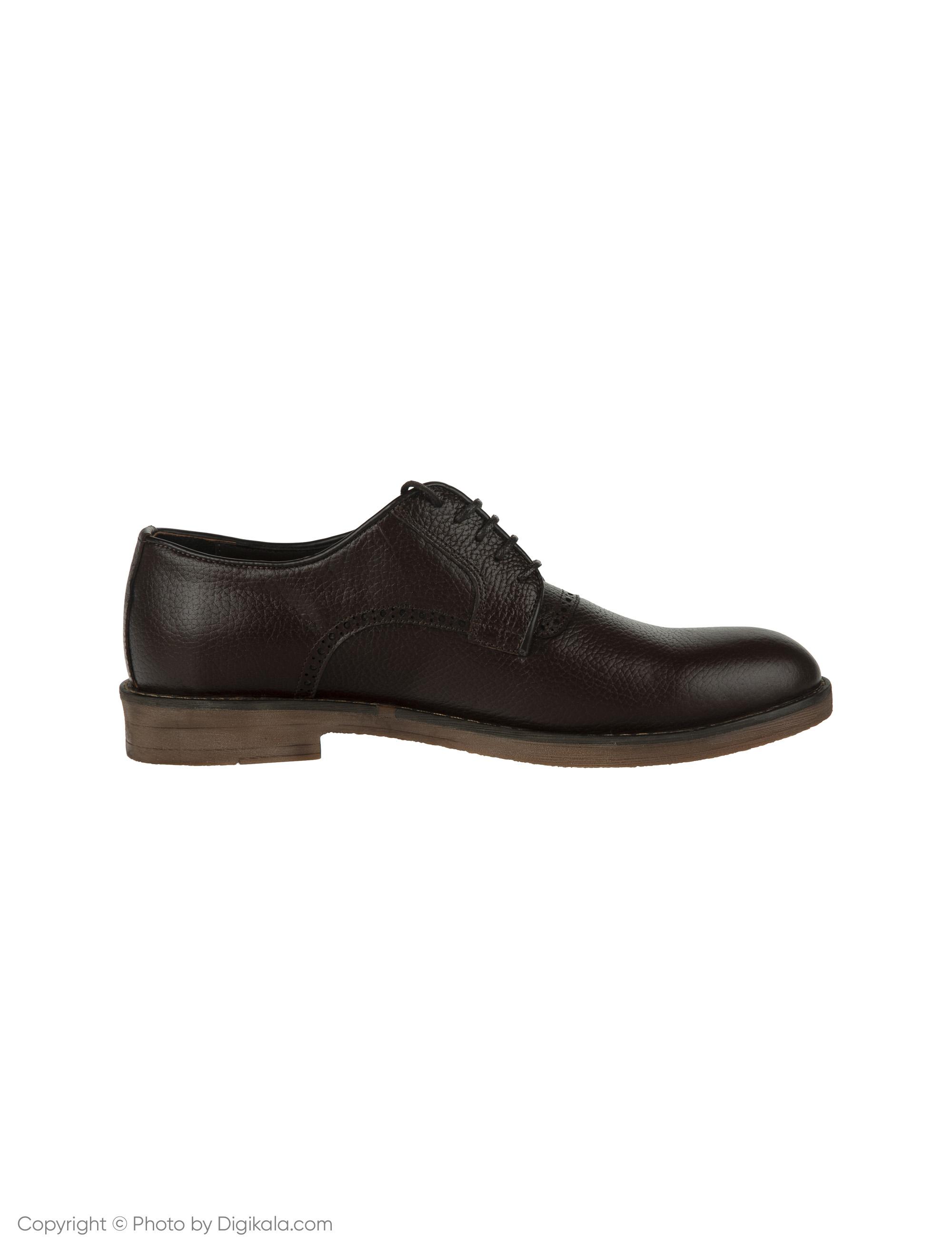 کفش مردانه ساتین مدل SN7175A-104 -  - 2
