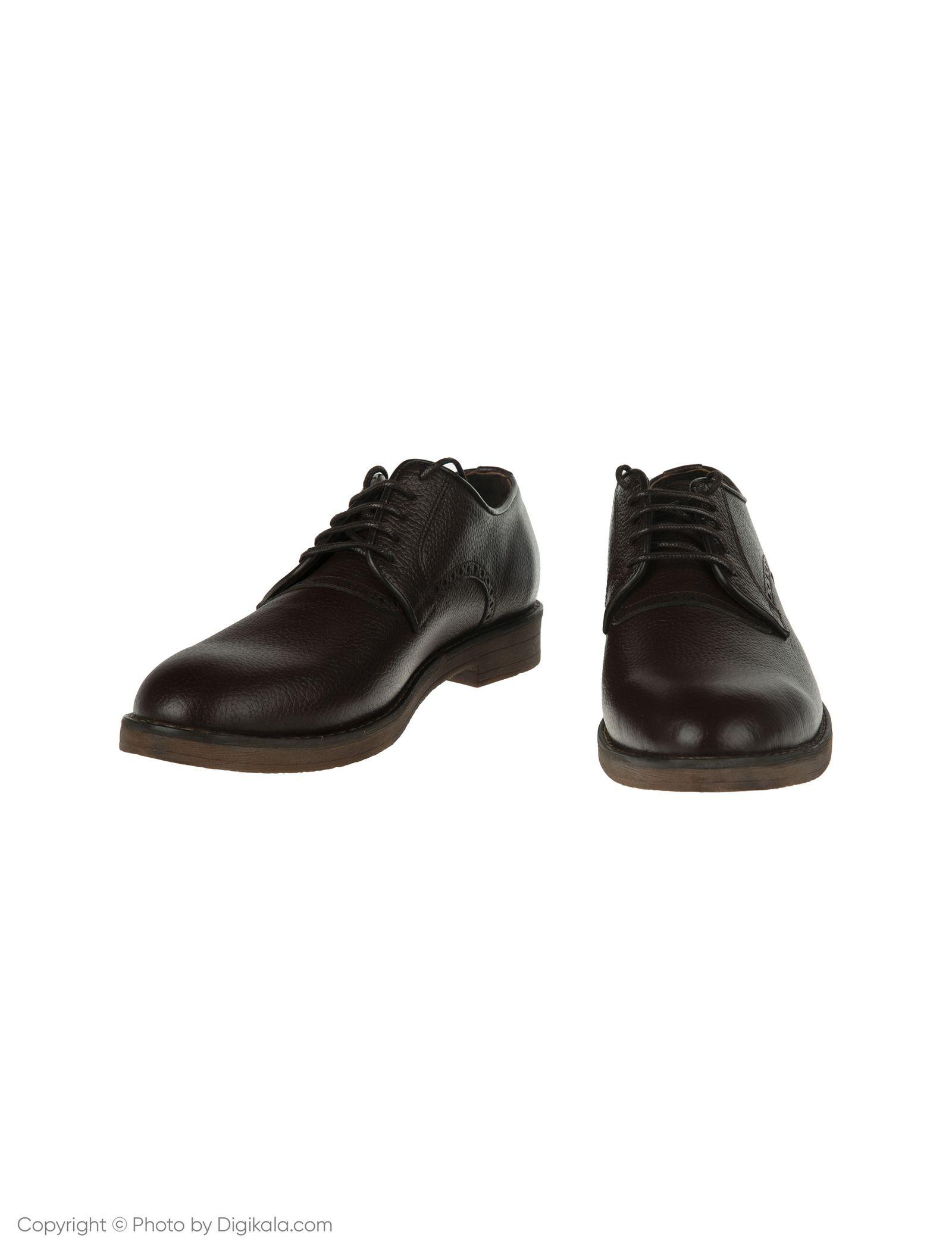 کفش مردانه ساتین مدل SN7175A-104 -  - 3
