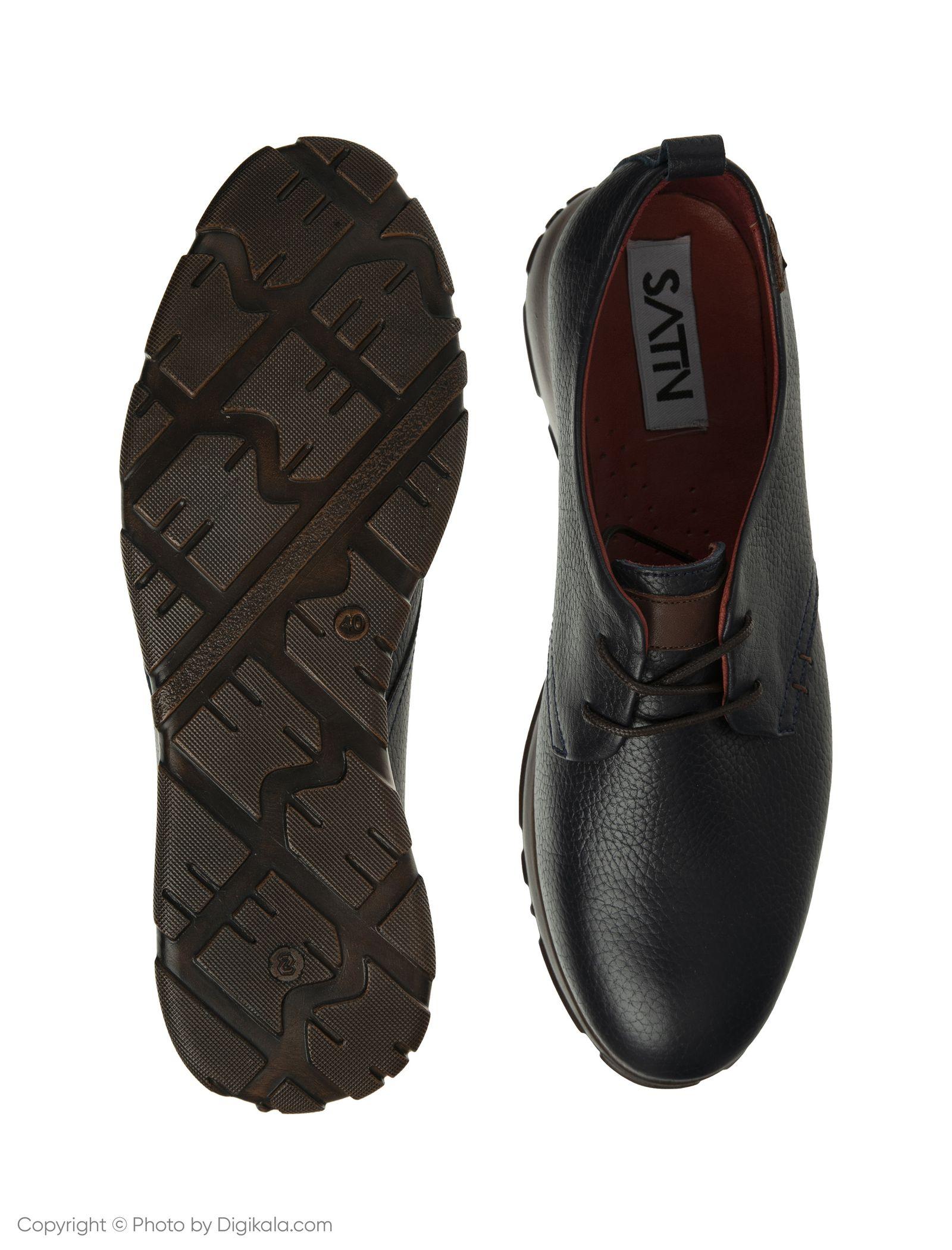کفش روزمره زنانه ساتین مدل SN5184A-103 -  - 5