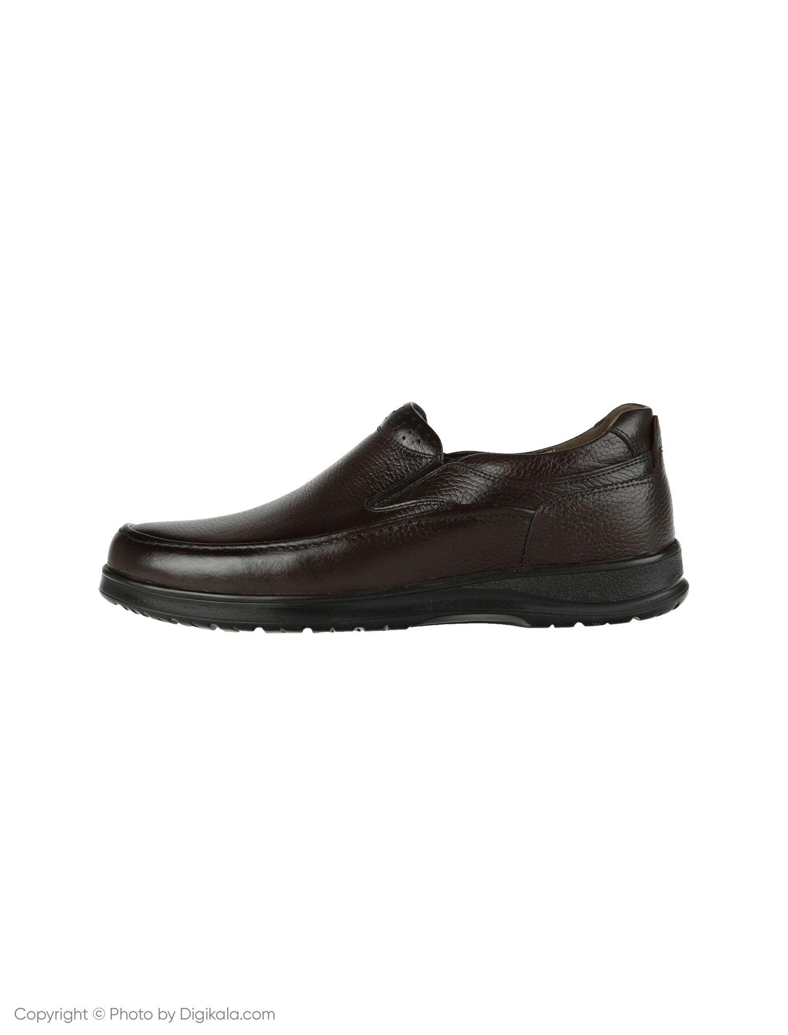کفش روزمره مردانه ساتین مدل SN7172A-104 -  - 1