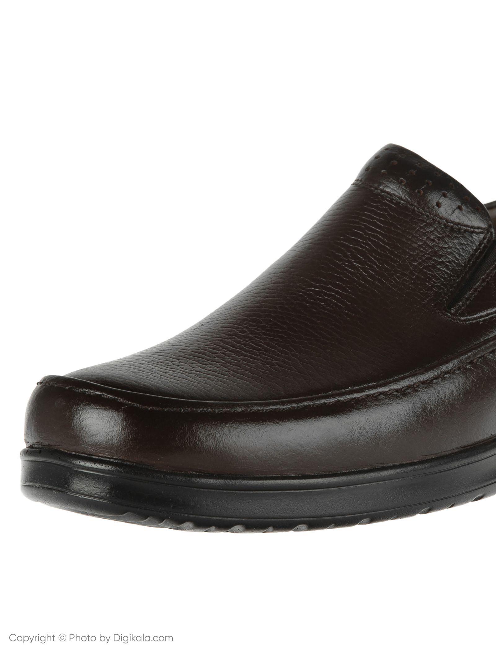 کفش روزمره مردانه ساتین مدل SN7172A-104 -  - 6