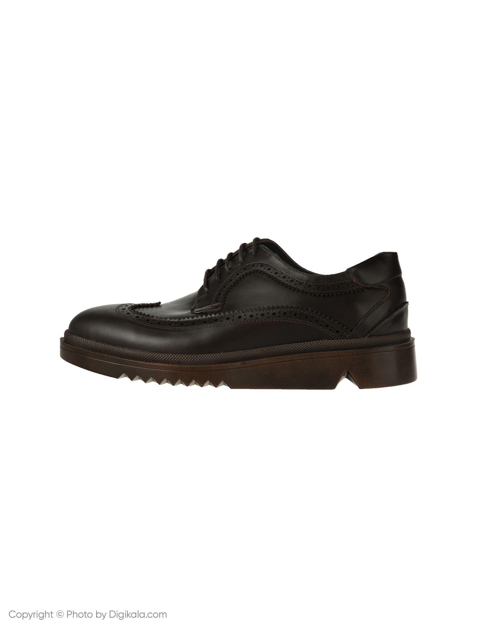 کفش مردانه ساتین مدل SN7160B-104 -  - 1