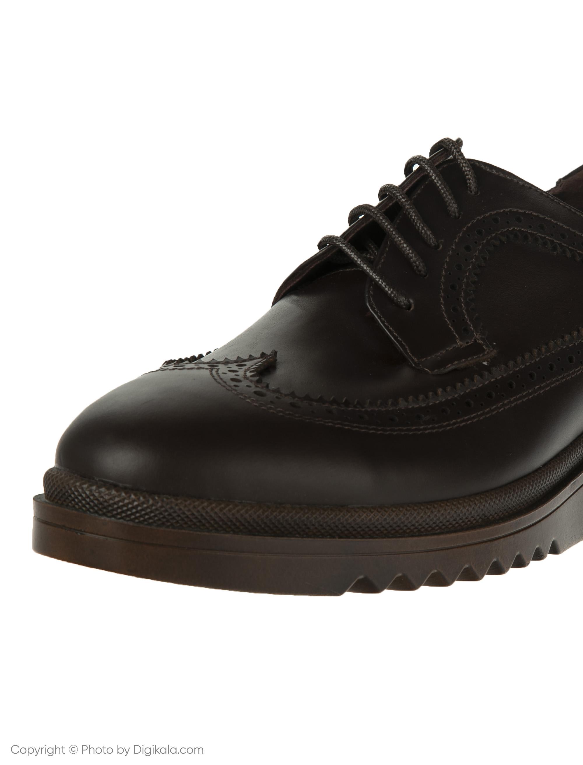 کفش مردانه ساتین مدل SN7160B-104 -  - 6