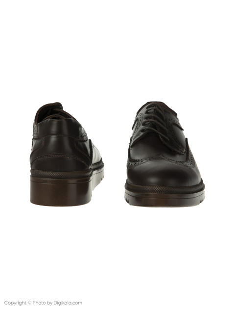 کفش مردانه ساتین مدل SN7160B-104 -  - 4