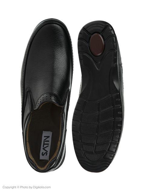 کفش روزمره مردانه ساتین مدل SN7172A-101 -  - 5