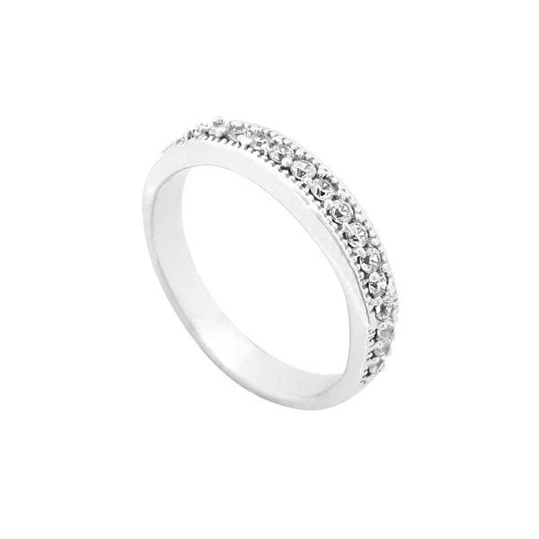انگشتر نقره زنانه کد R143P-tak