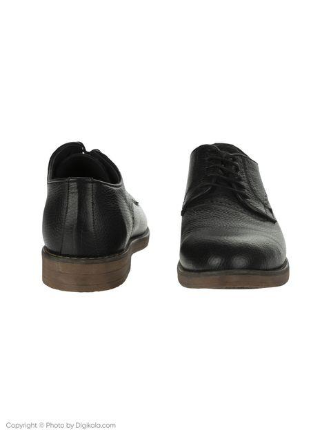 کفش مردانه ساتین مدل SN7175A-101 -  - 4