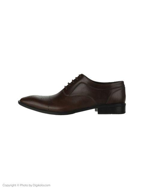 کفش مردانه ساتین مدل SN7093A-104 -  - 1