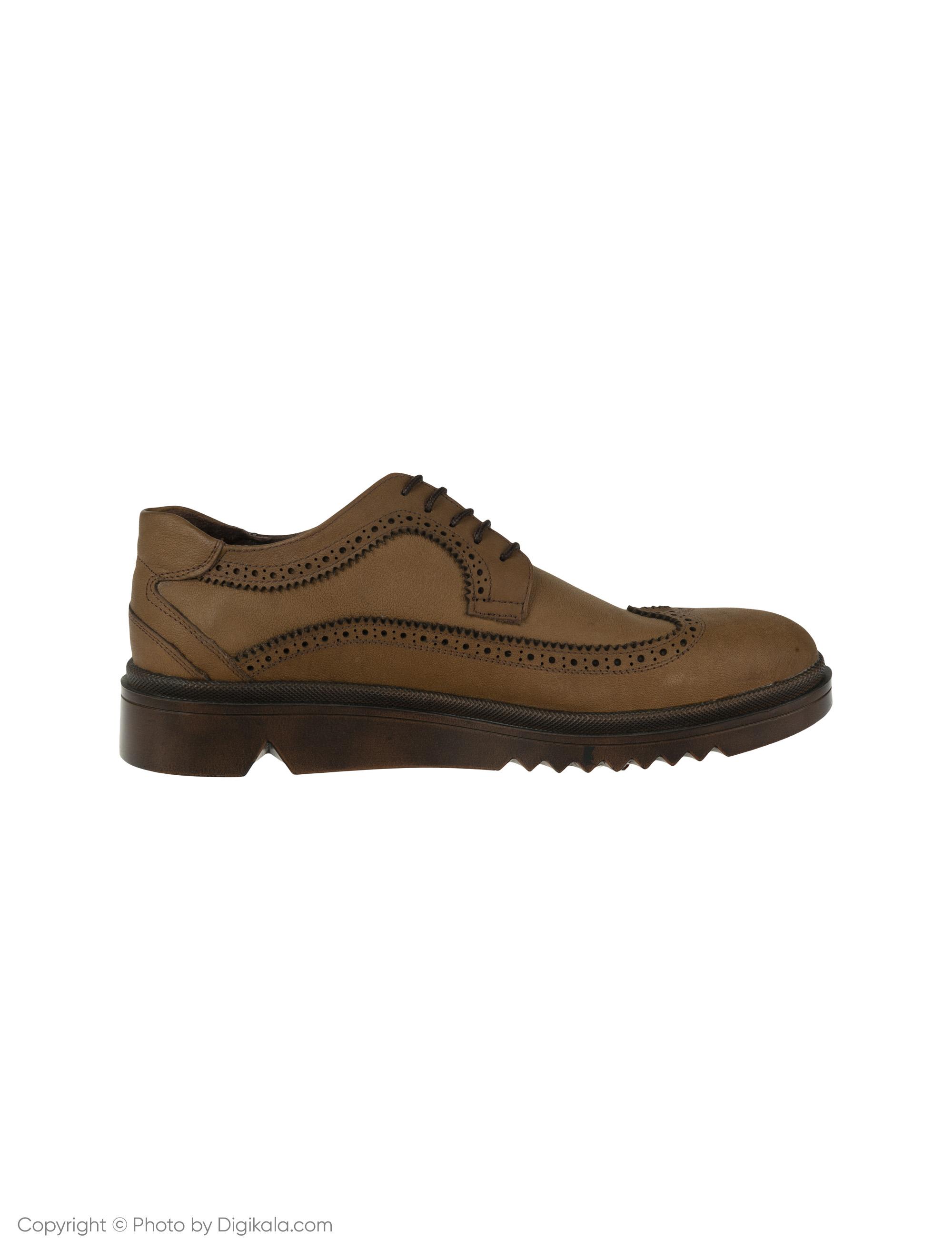 کفش مردانه ساتین مدل SN7160B-134 -  - 2