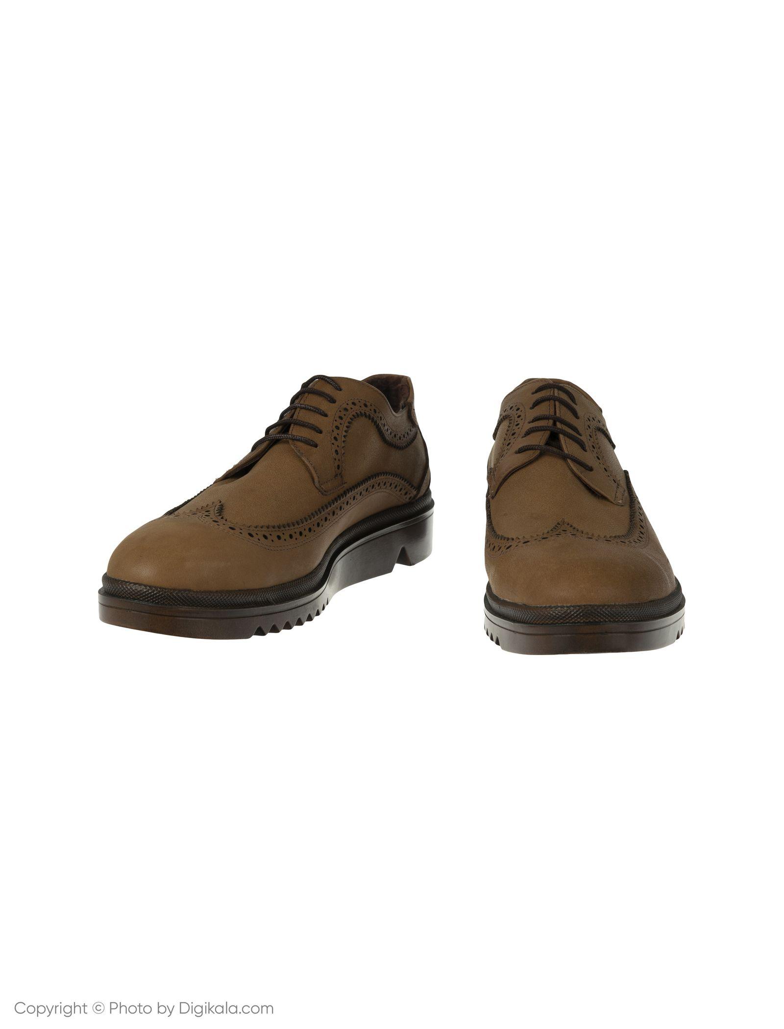 کفش مردانه ساتین مدل SN7160B-134 -  - 3