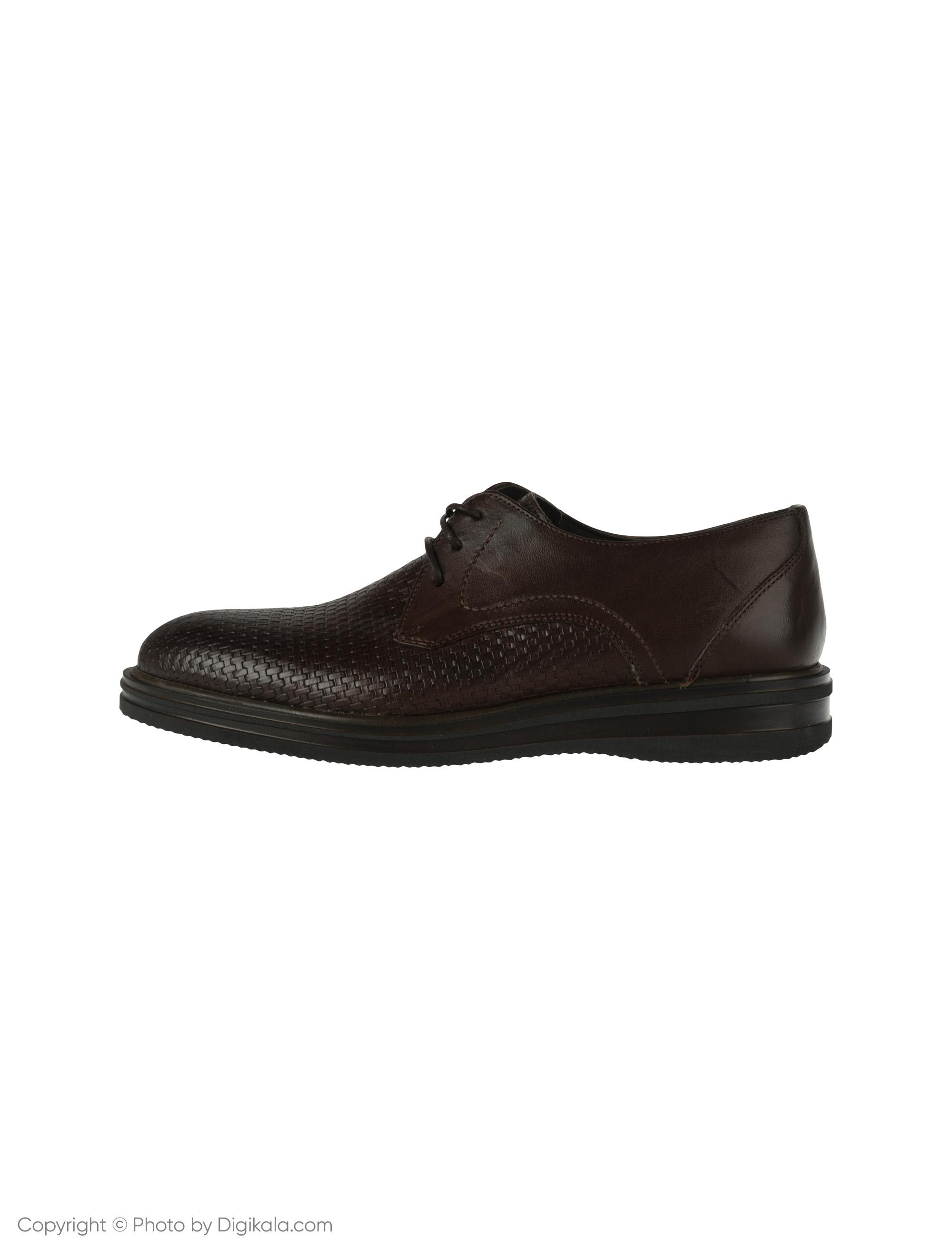 کفش مردانه ساتین مدل SN7170A-104 -  - 1
