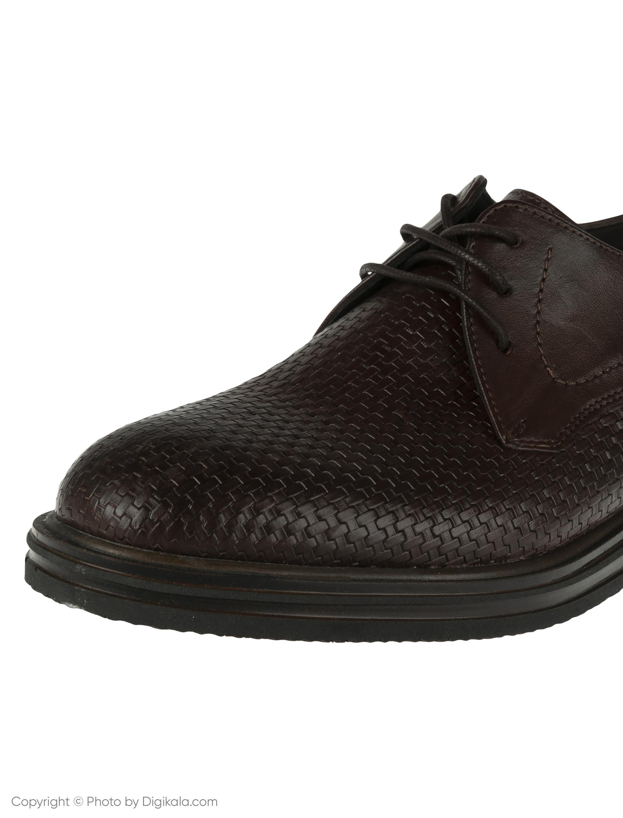 کفش مردانه ساتین مدل SN7170A-104 -  - 6