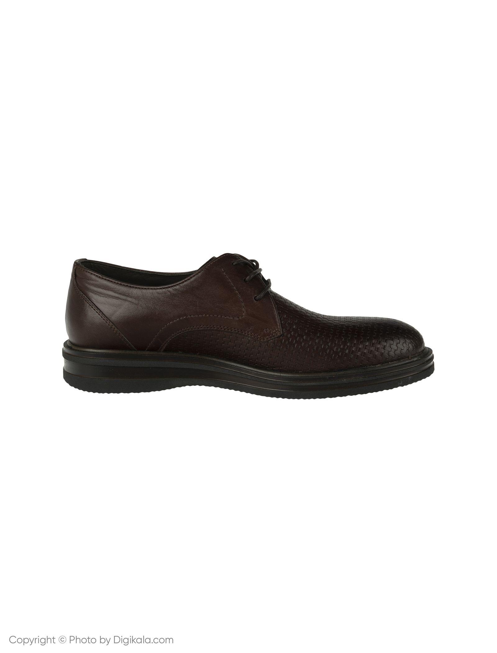کفش مردانه ساتین مدل SN7170A-104 -  - 2