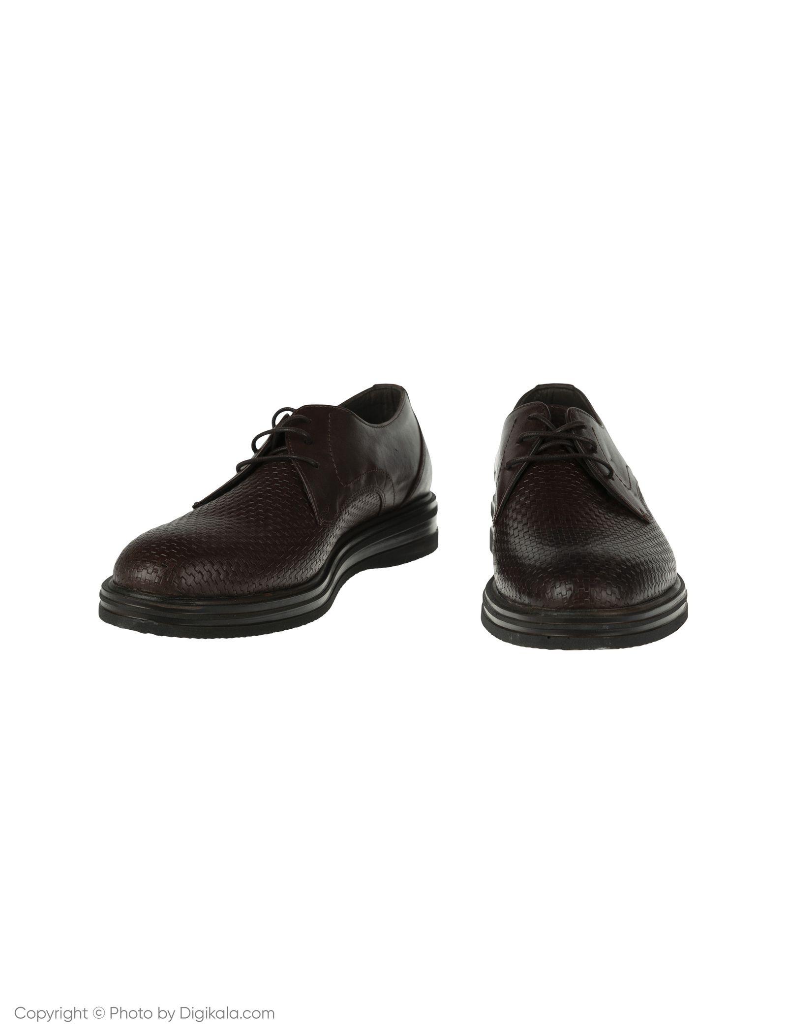 کفش مردانه ساتین مدل SN7170A-104 -  - 3