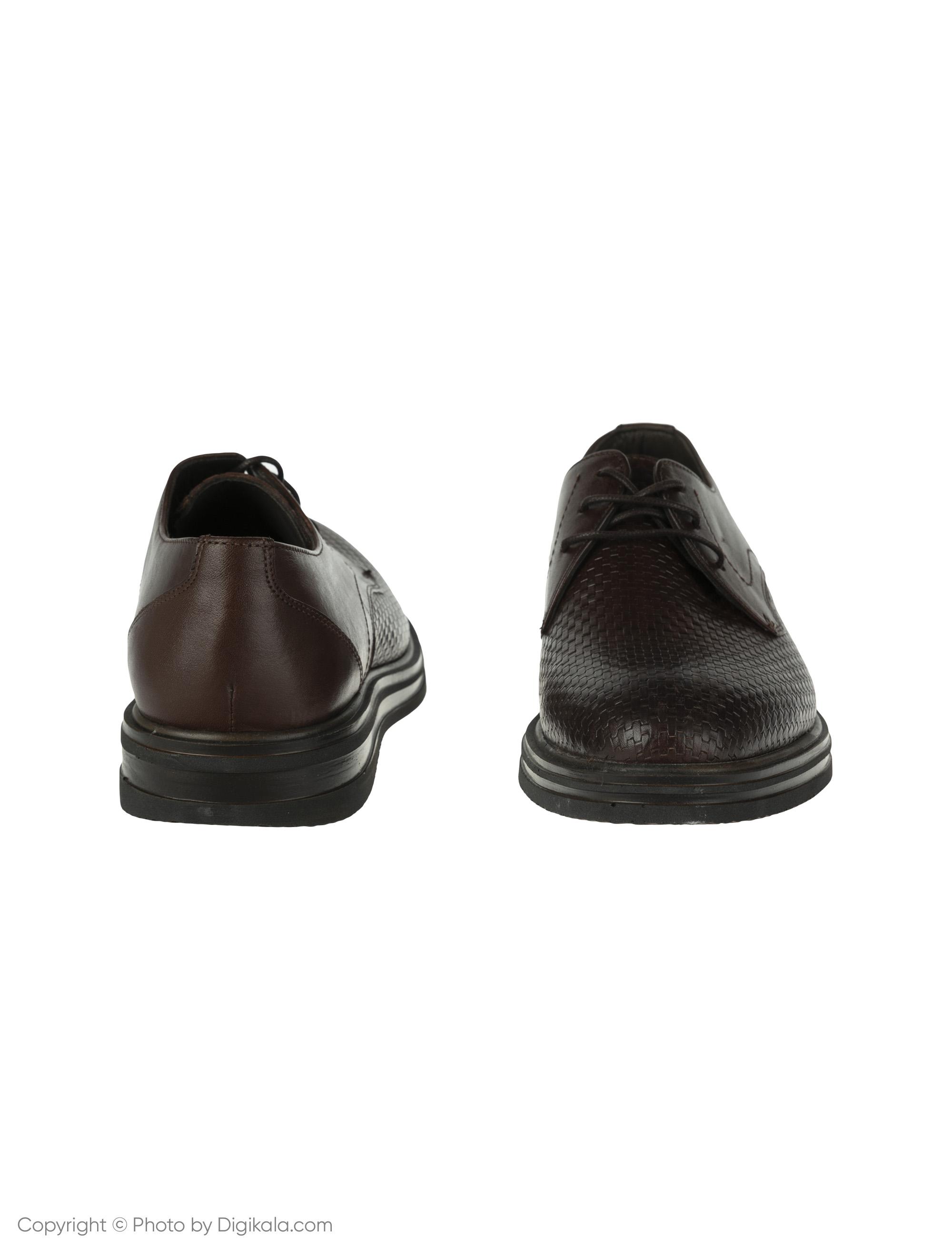 کفش مردانه ساتین مدل SN7170A-104 -  - 4