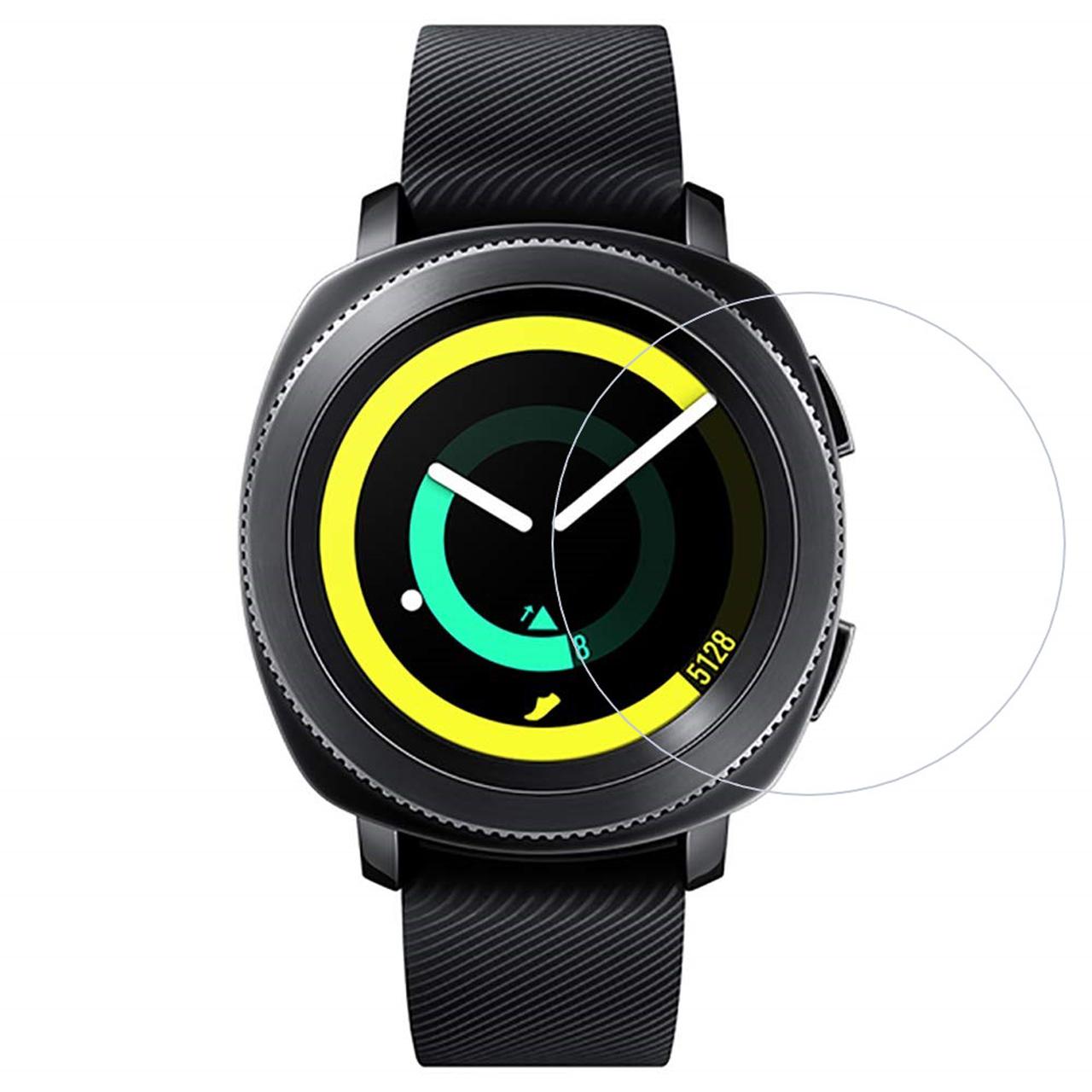 محافظ صفحه نمایش بوف مدل Ct02 مناسب برای ساعت هوشمند سامسونگ Gear S2