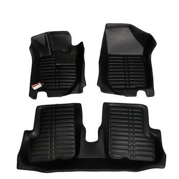 کفپوش سه بعدی خودرو اسایسیجی مدل CBN مناسب برای رنو داستر