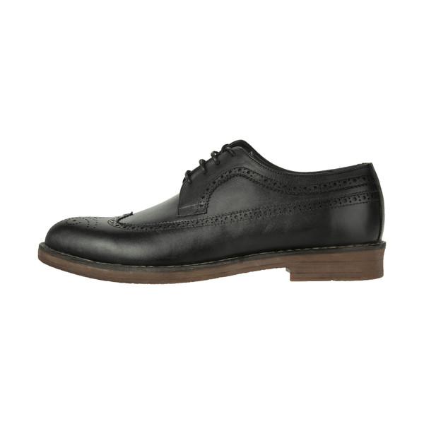 کفش مردانه ساتین مدل SN7176A-101