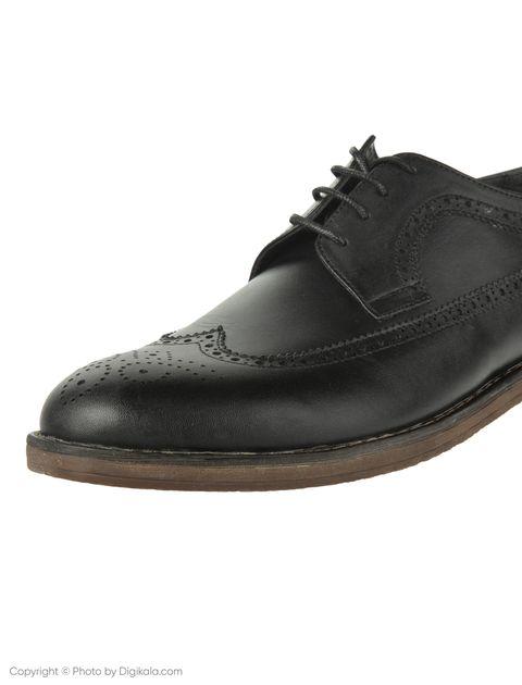 کفش مردانه ساتین مدل SN7176A-101 -  - 7