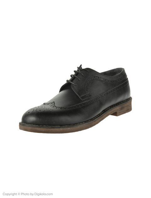 کفش مردانه ساتین مدل SN7176A-101 -  - 3